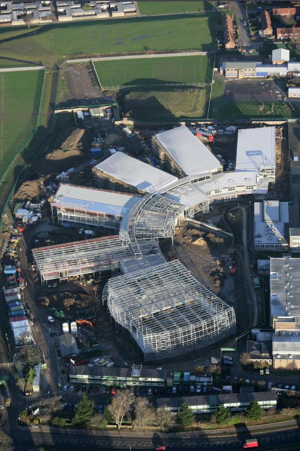Newcastle BSF – Kenton School 382