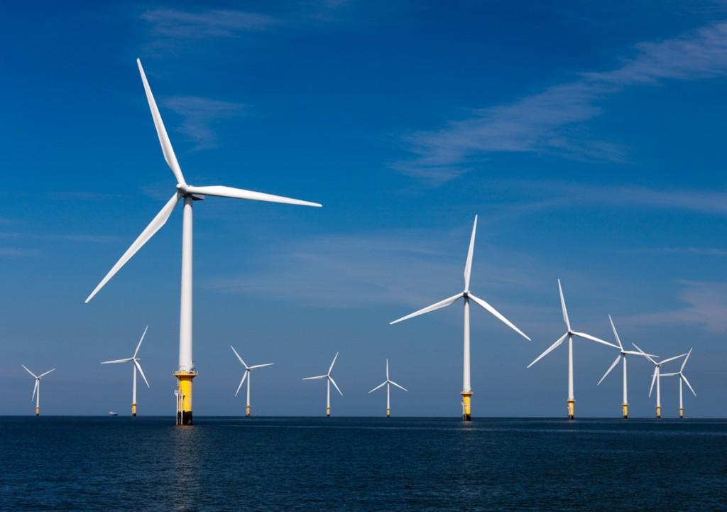 Lincolnshire Offshore Windfarm 653