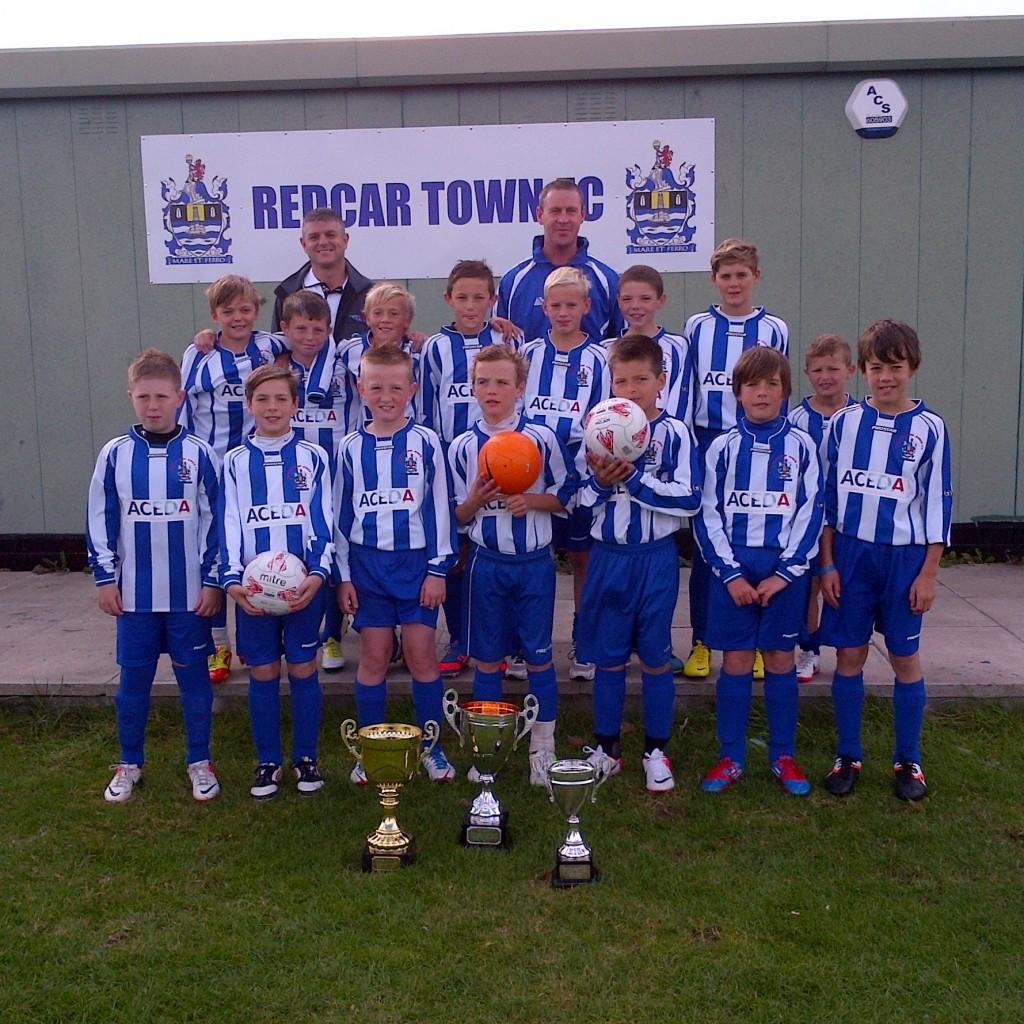 ACEDA Sponsor Local Junior Football Team 641
