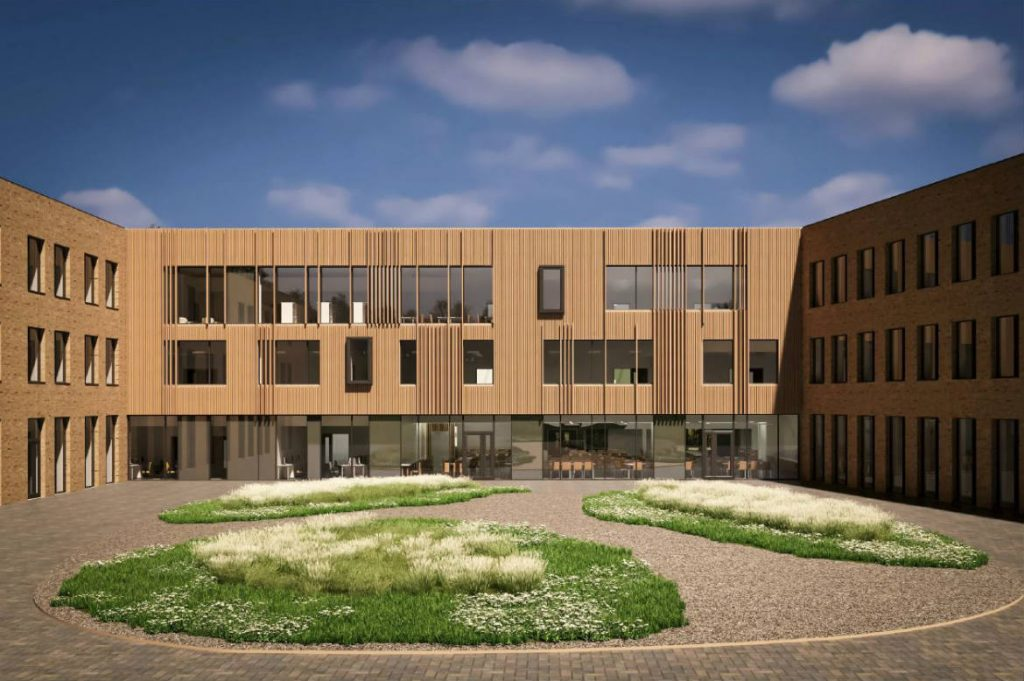 ACEDA set to start work on state of the art Sheffield School 1640