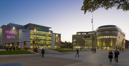 ACEDA Complete Major Summer Works across a Number of Universities 1800