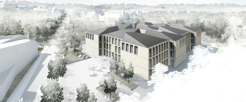 Works underway at flagship Durham University, Centre for Teaching and Learning project 2086