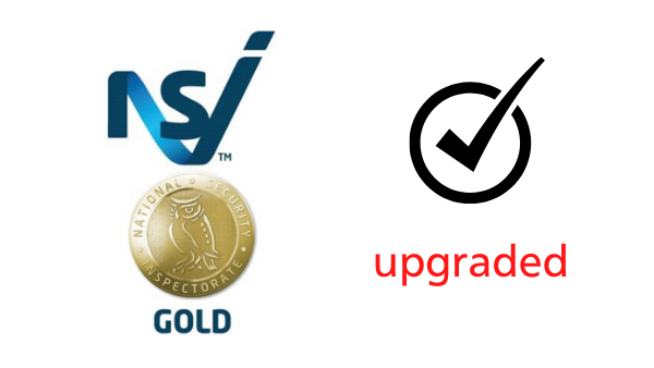 Upgraded NSI NACOSS Gold Approval for Aceda 3523